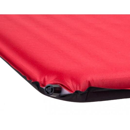 CAMPING MAT самонадувающиеся коврики , 198X70X5.0 красный