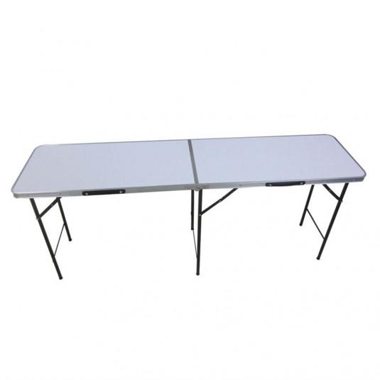 Tramp стол складной TRF-025 180*45*73 см, сталь/алюм