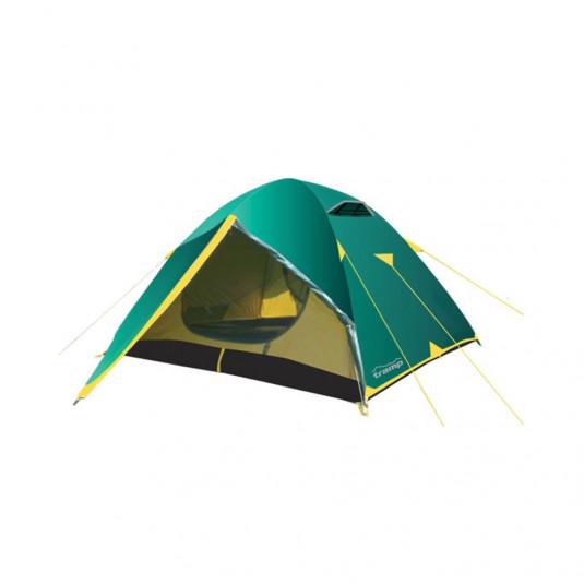 Палатка Tramp Nishe 3 (V2) зеленый
