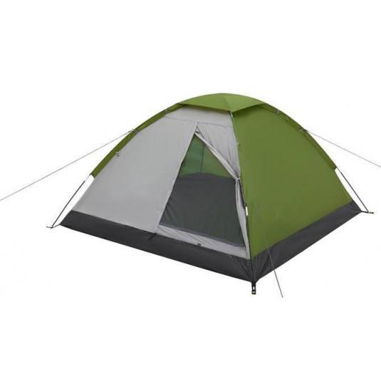 Автоматическая палатка Jungle Camp Easy Tent 2 зеленый/серый