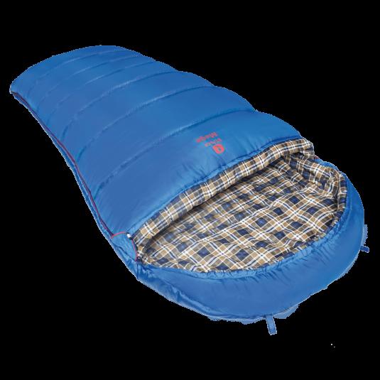 Спальный мешок BTrace Mega, Синий,