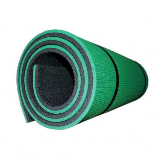 Коврик Изолон Optima Light S10 1800х600х10 серо-зеленый