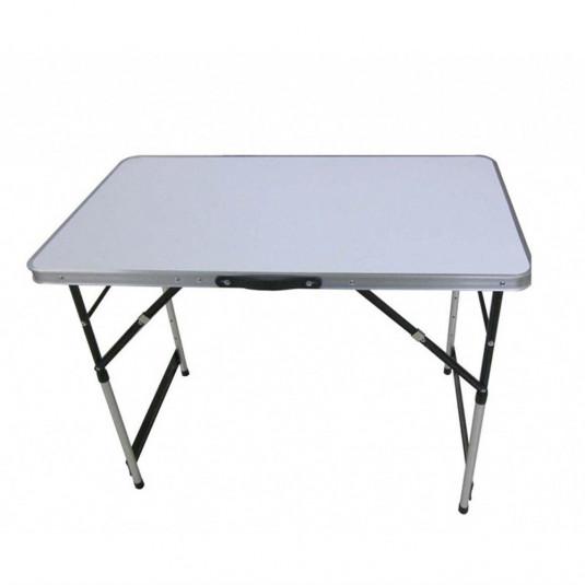 Tramp стол складной TRF-006 101*60*73/80/87/94 см, сталь/алюм